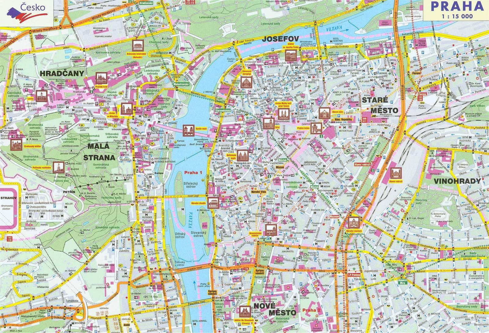 Country Map En Infoglobe Cz