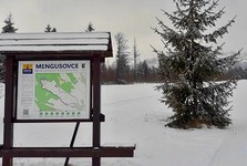 SK, Mengusovce – Cross-Country Ski Paradise