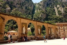 Spain, Montserrat – The Holiest of Places in Catalonia