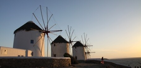 Greece, Mykonos – To Divine Beaches of the Island on Four Wheels