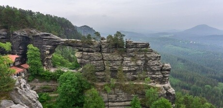 CZ, Bohemian Switzerland – The Youngest of National Parks