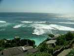 Uluwatu hill & surf