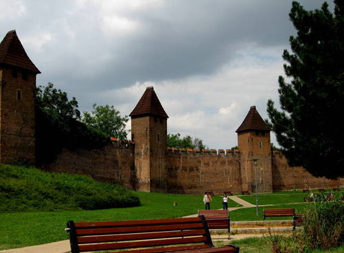 Nymburk Walls