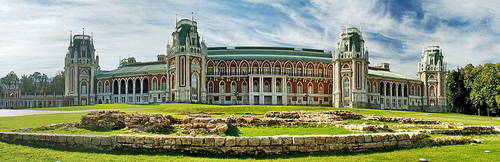 Grand-Palace-in-Tsaritsyno-Moscow