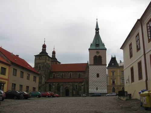 St. Stephen Church - Kouřim