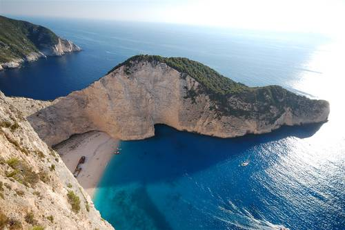 Greece: Cradle Of Civilization In An Azure Sea (en infoglobe cz)