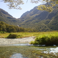 Milford = Routeburn track