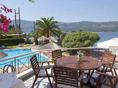 Samos - hotel Samian Blue Seaside