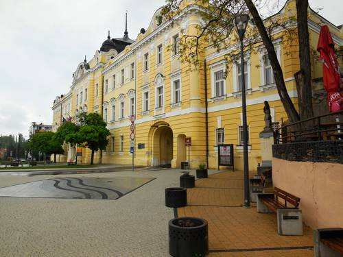 Nitra – the House of the Region