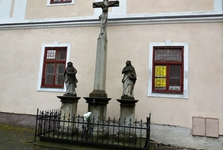 Nitra – Franciscan Church of St Paul and Peter, and a monastery (lesser calvary)