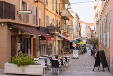 French Riviera – town of Bandol