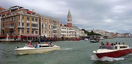 Italy: Venice – The City on Water
