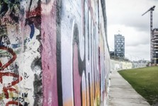 Germany, Berlin – Along the Wall of the Last Century