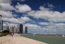 US: Chicago – Windy and Green City I