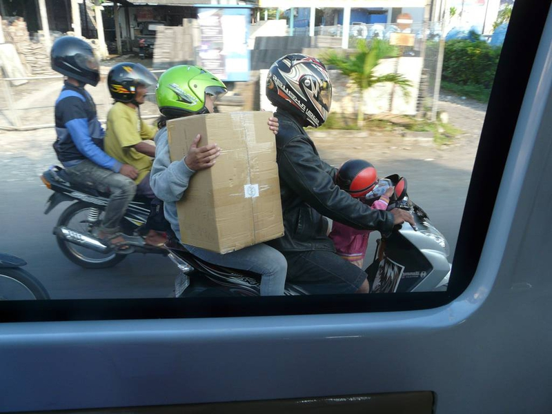 Indonesia Traffic Rules Basic Traffic Rules